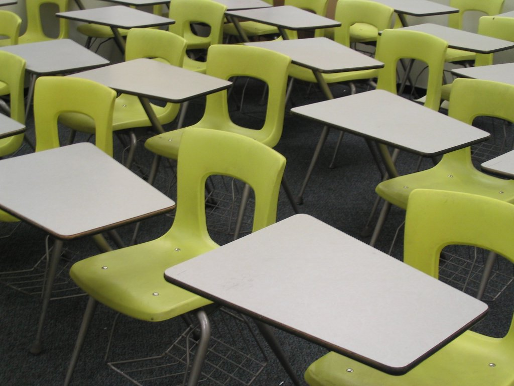 yellow-desks