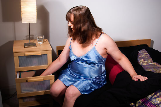 blue-night-gown