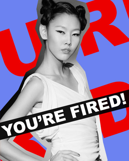 your-fired